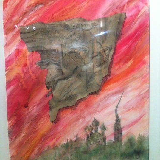 """11/24/2012にAxolotito D.がMuseo Nacional de la Acuarela """"Alfredo Guati Rojo""""で撮った写真"""