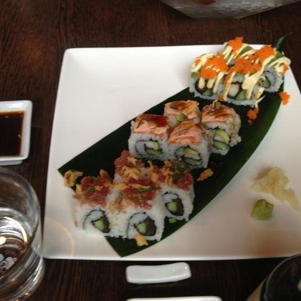 tokyo lounge - bar à sushis à tiel