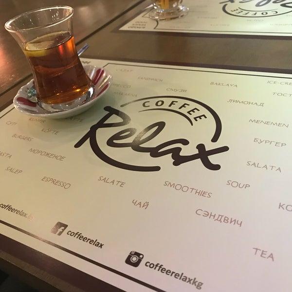 Foto tomada en Coffee Relax por Farukh M. el 3/11/2018