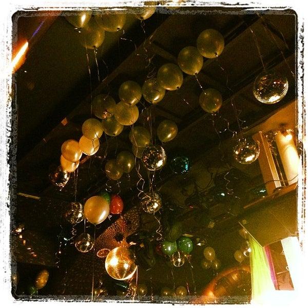รูปภาพถ่ายที่ Bobino Club โดย Margherita T. เมื่อ 4/11/2013