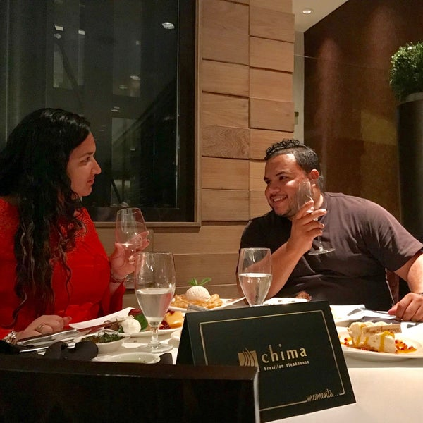 Foto diambil di Chima Brazilian Steakhouse oleh Fernando M. pada 10/23/2017