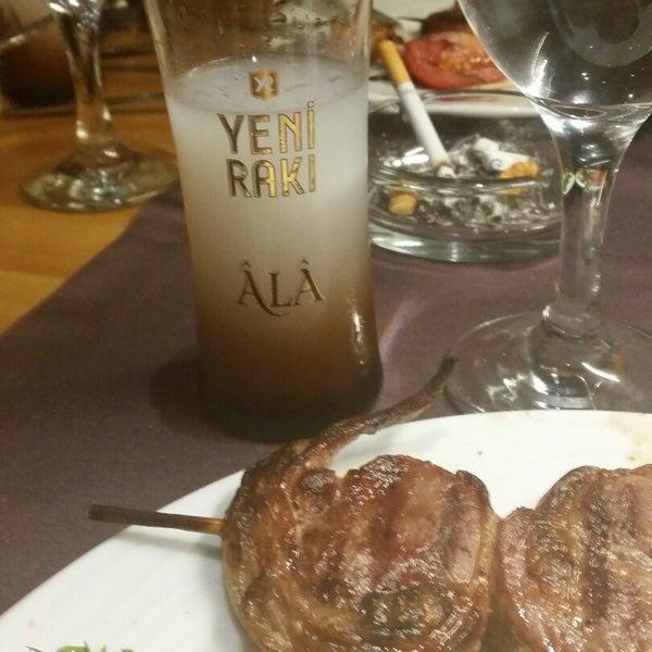Das Foto wurde bei Pirzola Steak House von Hakan A. am 12/4/2014 aufgenommen