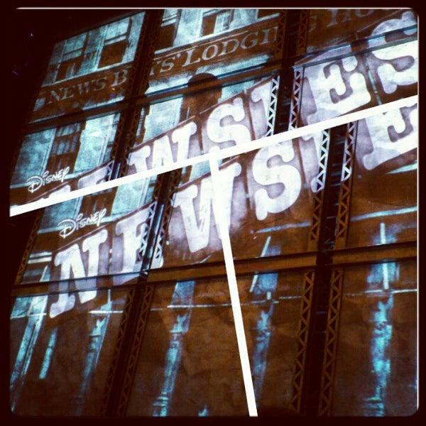 2/9/2013にCameronがNederlander Theatreで撮った写真