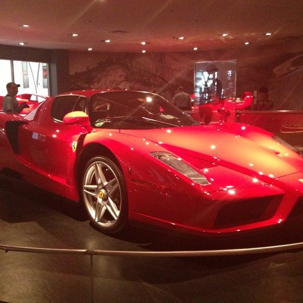 Photo prise au Ferrari World Abu Dhabi par Svetlana S. le6/19/2013