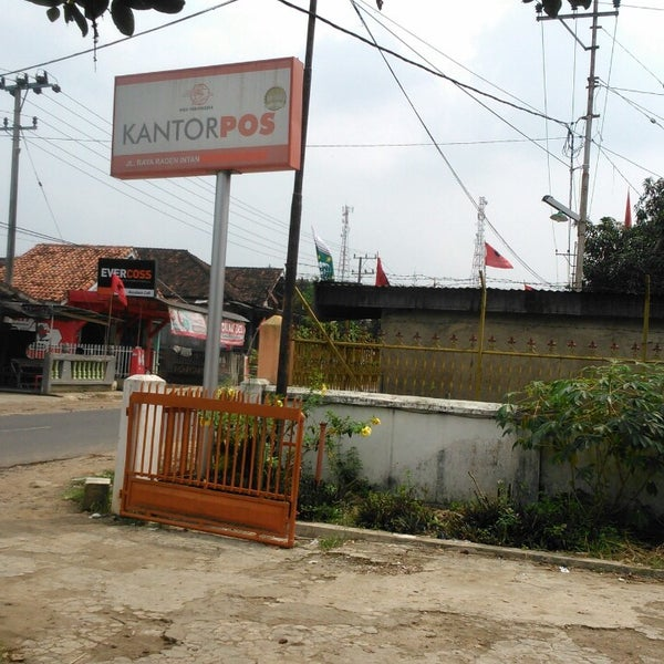 Kantor Pos Talang Padang Tanggamus Lampung