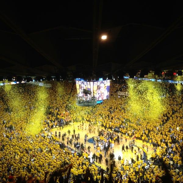 รูปภาพถ่ายที่ Oakland Arena โดย Aviv L. เมื่อ 5/3/2013