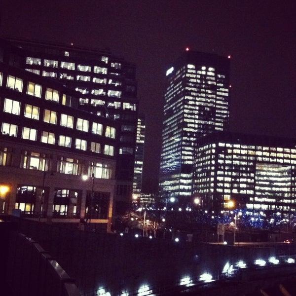 Foto scattata a Canary Wharf da Karina N. il 3/1/2013
