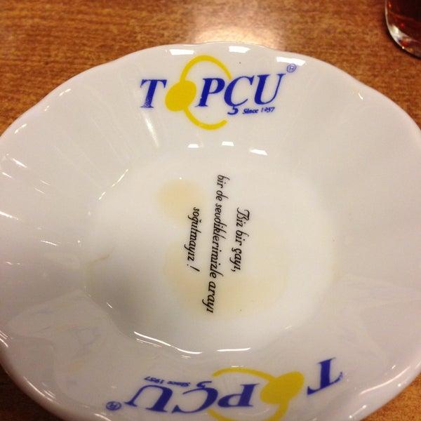 Foto diambil di Topçu Restaurant oleh Özay Ö. pada 6/1/2013