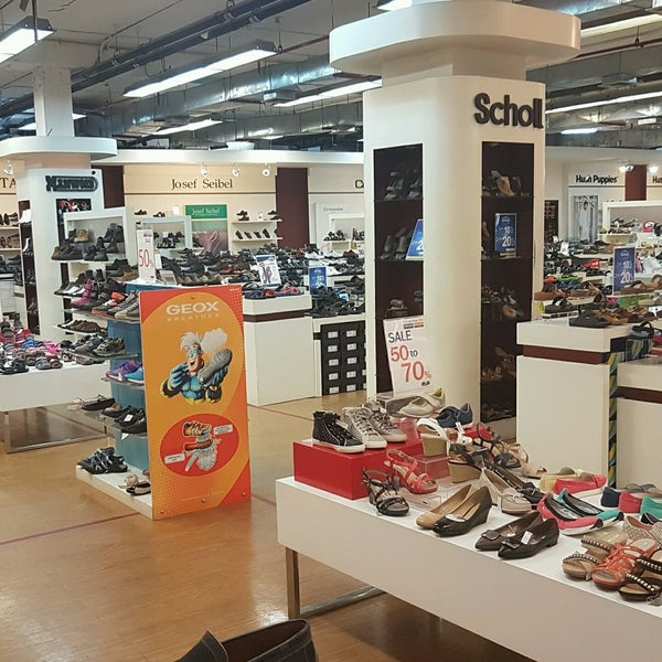 50% price meet purchase cheap Factory Brand Shoes Outlet Mall Pattaya - Department Store