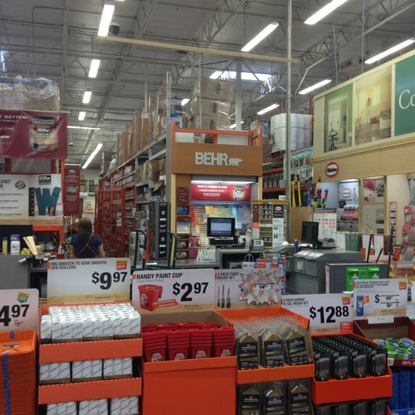 The Home Depot Hardware Store In Bakersfield