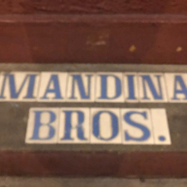Photo taken at Mandina's Restaurant by Frank B. on 10/2/2019
