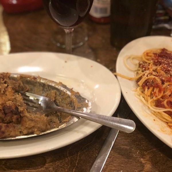 Photo taken at Mandina's Restaurant by Frank B. on 4/10/2019