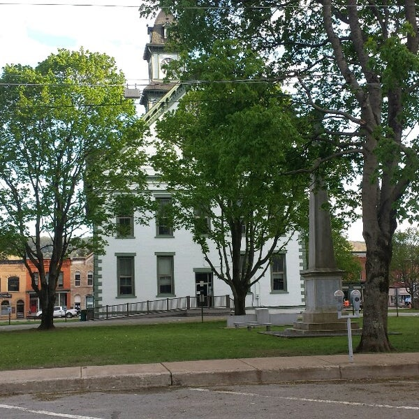Magnificent Photos At Potter County Courthouse Courthouse In Coudersport Download Free Architecture Designs Rallybritishbridgeorg