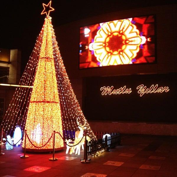 Das Foto wurde bei Tepe Prime Avenue von Umut Y. am 12/22/2012 aufgenommen