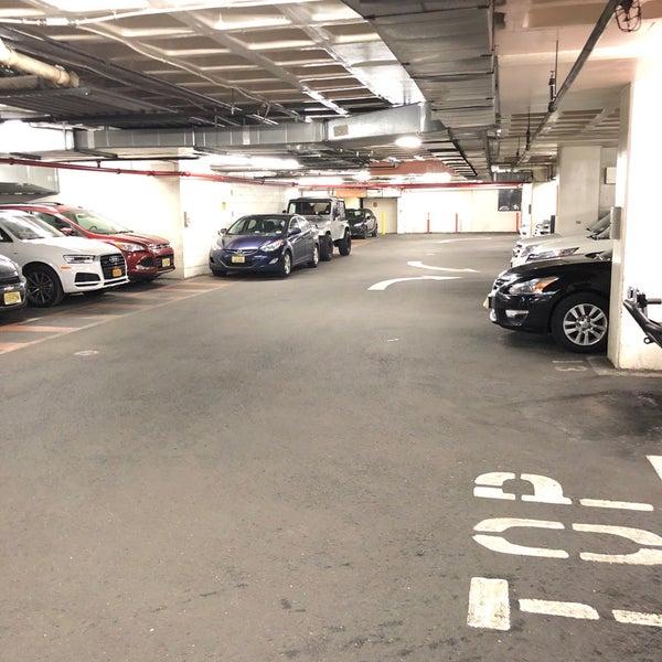 Hippodrome Garage Midtown East W 44th Street