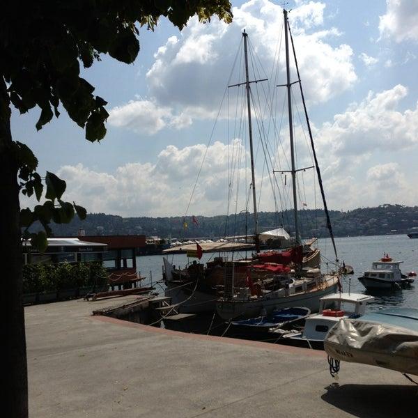 7/28/2013にCemil K.がKuruçeşme Kahvesiで撮った写真