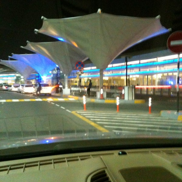 Photo prise au Abu Dhabi International Airport (AUH) par Ahmad A. le3/2/2013