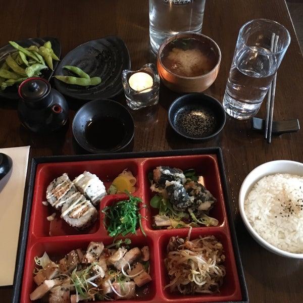 5/2/2018 tarihinde Yiyi C.ziyaretçi tarafından Banyi Japanese Dining'de çekilen fotoğraf