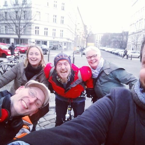 Photo prise au Berlin on Bike par Bjorn T. le3/16/2016