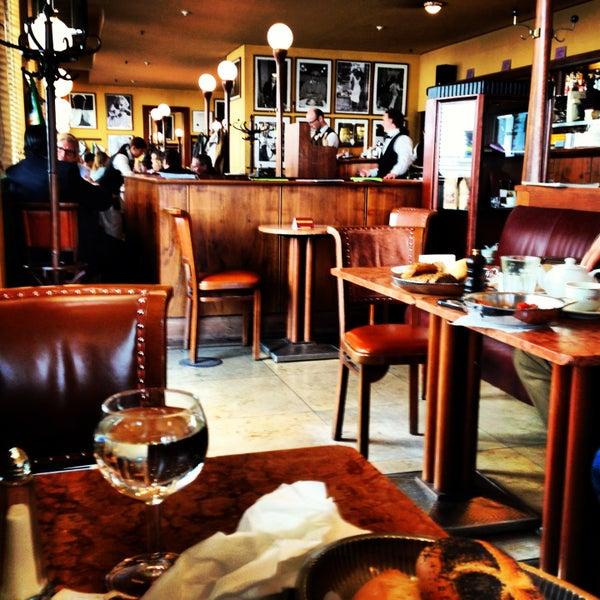 Einstein Cafe Unter Den Linden