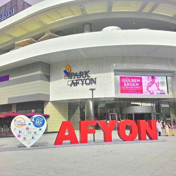 Foto tirada no(a) Park Afyon por Onur K. em 9/22/2015