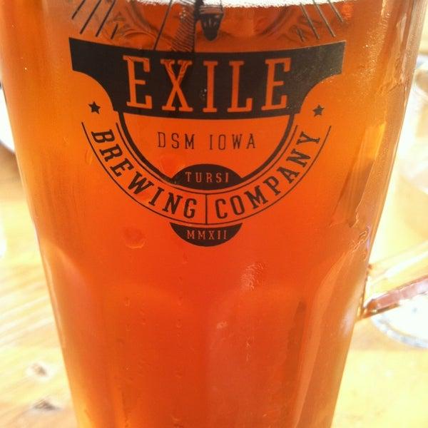 Das Foto wurde bei Exile Brewing Co. von Konner K. am 7/6/2013 aufgenommen