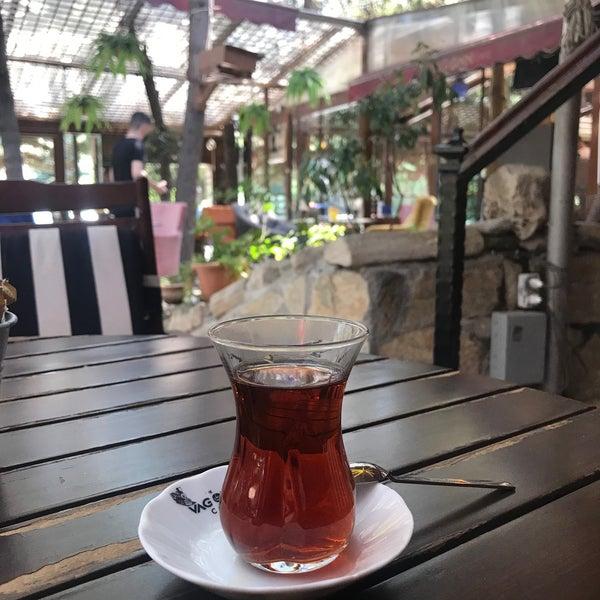 Foto tirada no(a) The VagoNN Cafe por Cakır . em 7/28/2021