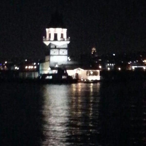 7/19/2013 tarihinde Zhr T.ziyaretçi tarafından Kız Kulesi'de çekilen fotoğraf