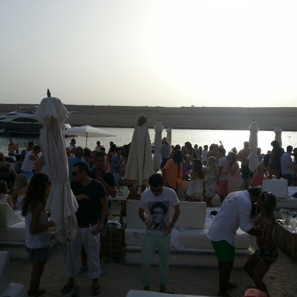 Снимок сделан в Blue Marlin Ibiza пользователем Aitch P. 4/12/2013