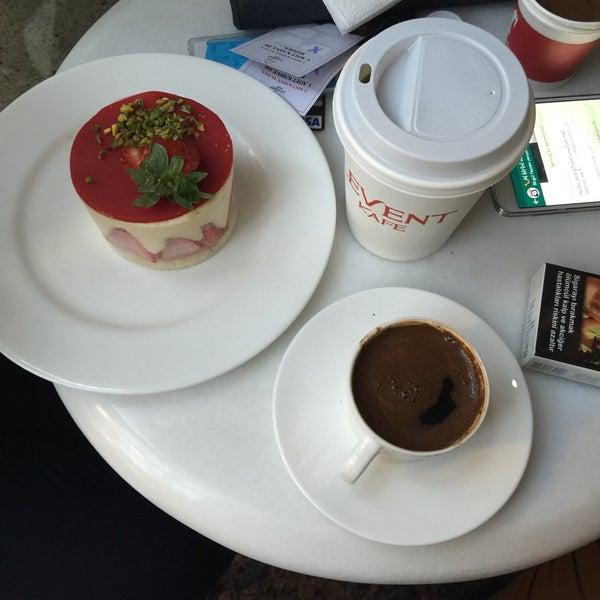 2/1/2016にBurcu M.がLevent Kafeで撮った写真