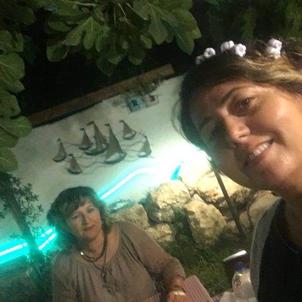 Das Foto wurde bei La Vie Sığacık von Betsi Bety am 9/3/2017 aufgenommen