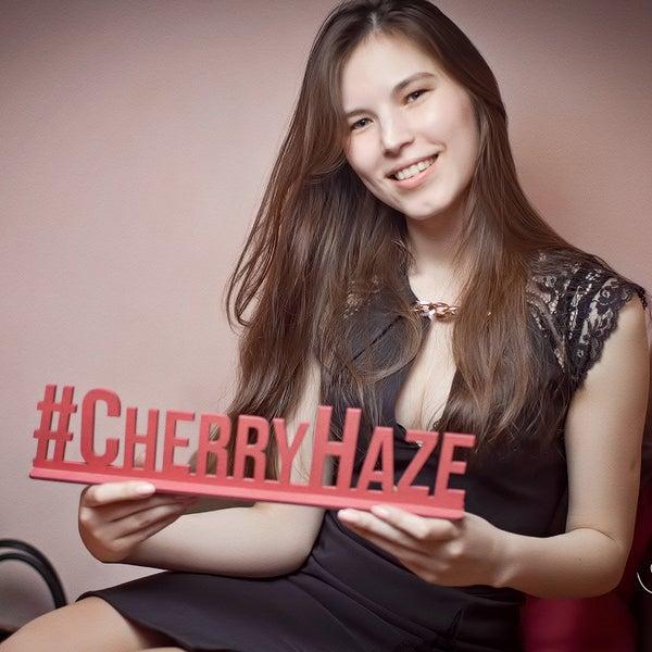 Снимок сделан в Cherry Haze пользователем Cherry H. 3/31/2018