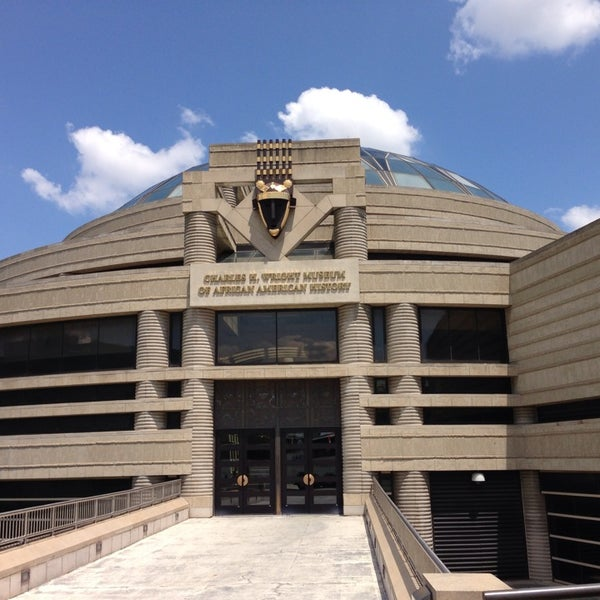 Foto scattata a Charles H Wright Museum of African American History da Mitchell S. il 7/12/2013