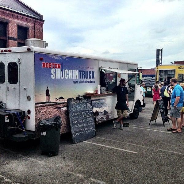 Foto tirada no(a) South End Open Market @ Ink Block por Jason C. em 7/7/2013