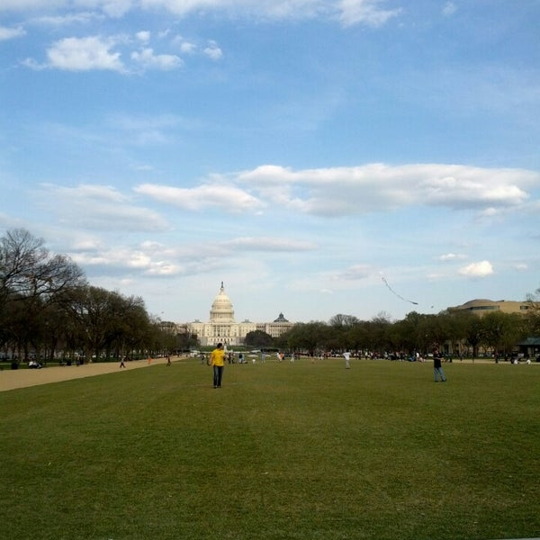 Foto scattata a National Mall da Elizabeth W. il 4/8/2013