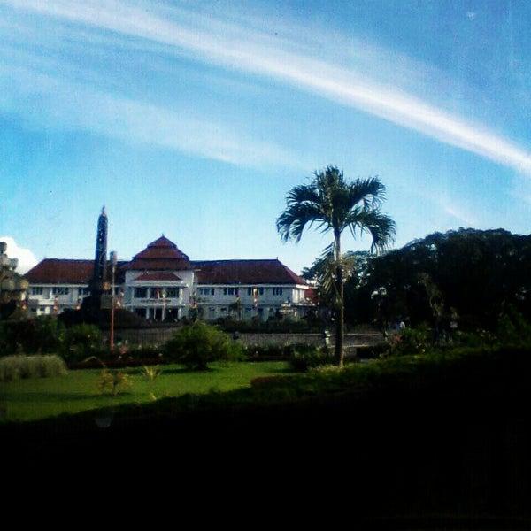 Balai Kota Malang Malang Jawa Timur