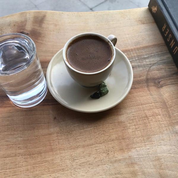 Çocuk menüsü, Türk kahvesi