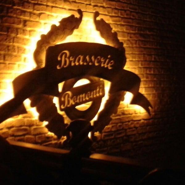 Photo prise au Brasserie Bomonti par Trickster T. le3/23/2013