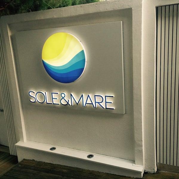 Photo prise au Sole&Mare par ΣЯCΛN le7/26/2015