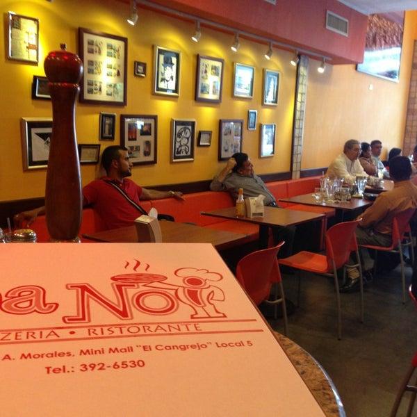 Foto tomada en Da Noi Pizzeria Ristorante por Jonas P. el 2/19/2013