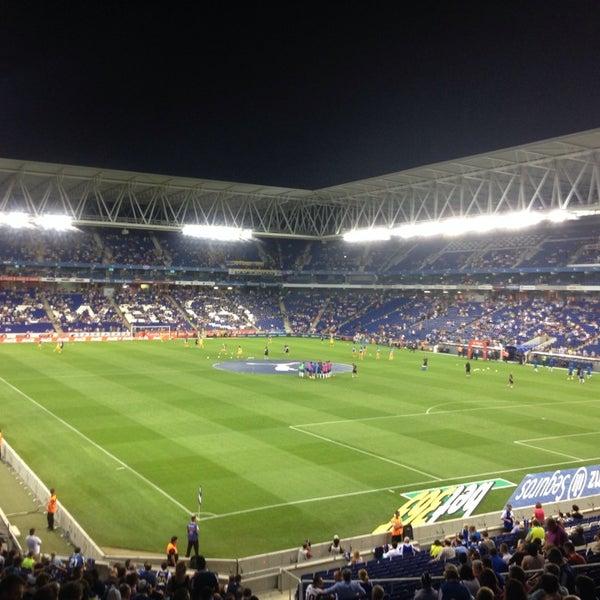 Foto diambil di RCDE Stadium oleh J pada 9/20/2014