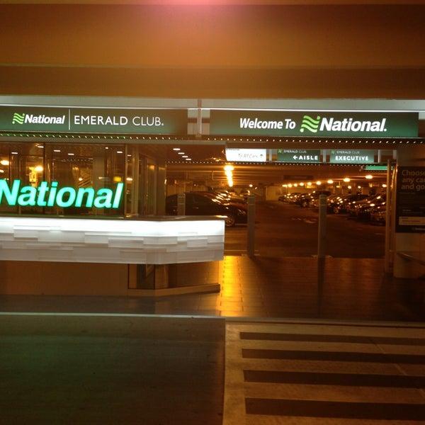National Car Rental: Portland International Airport