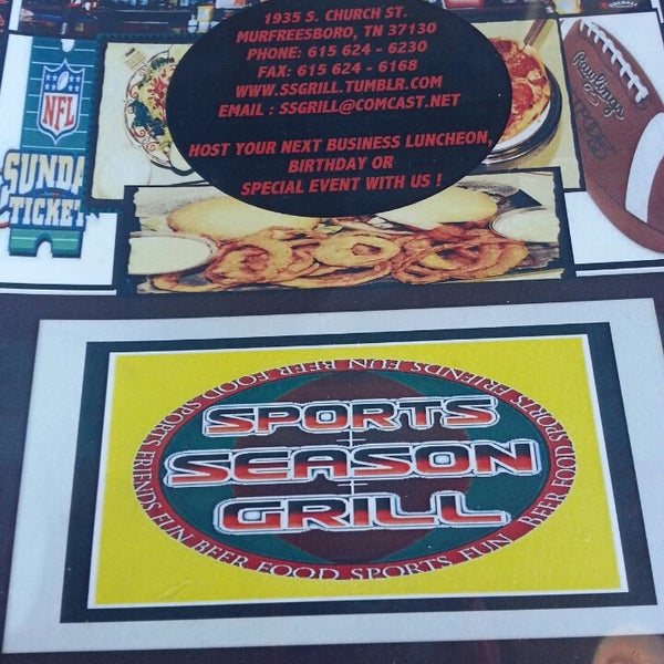 the best attitude 7620b 8c639 Sports Season Grill - 10 tips from 32 visitors