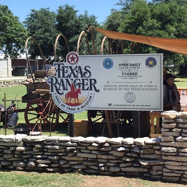 Foto scattata a Texas Ranger Hall of Fame and Museum da Miriam B. il 6/8/2019