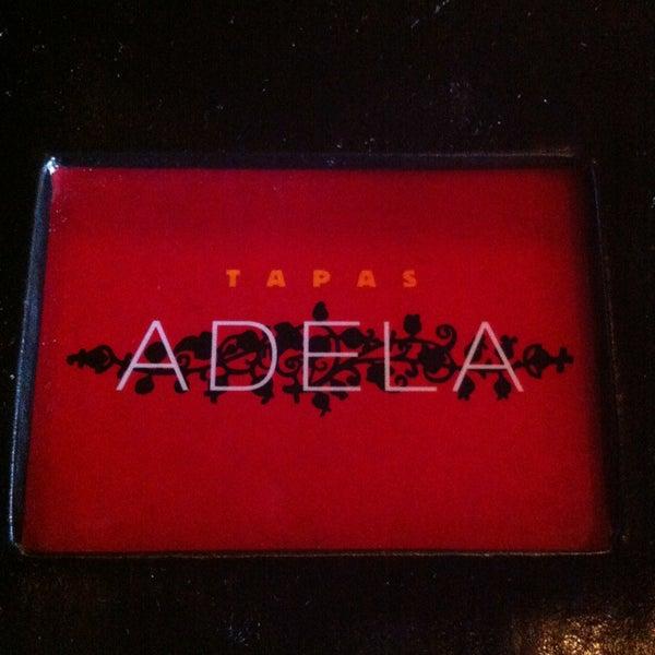 Photo prise au Tapas Adela par Jb S. le5/20/2013