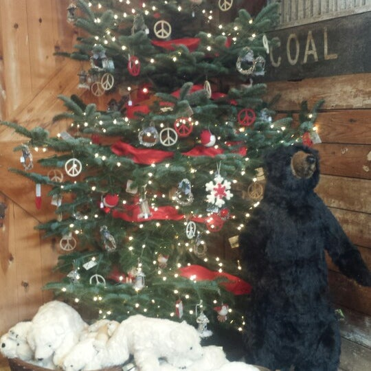 Photo taken at Ed Dart Tree Farm by Linds on 11/29/2014 - Photos At Ed Dart Tree Farm - Southold, NY