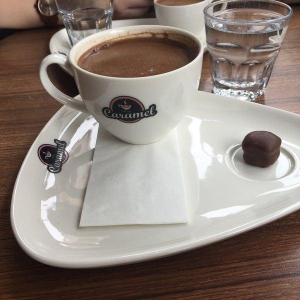 Das Foto wurde bei Coffee Caramel von Didem H. am 3/18/2018 aufgenommen