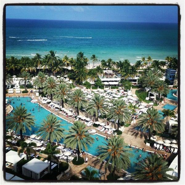 Photo prise au Fontainebleau Miami Beach par Praerna M. le6/8/2013