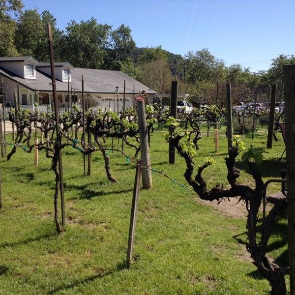 Das Foto wurde bei Kelsey See Canyon Vineyards von GernCDizzle am 3/16/2014 aufgenommen