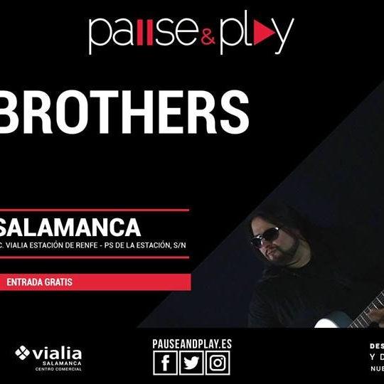 #Evento en el Pause&Play 🎸 Jim Brothers. 🎟 Entrada gratuita 🗓 Sábado 15 de diciembre. 22:30h